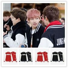 Super Fashion BTS /Bangtan Boys J-HOPE JIMIN V JIN baseball jacket hoodie Unisex
