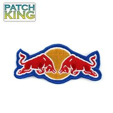 [Patch King] Redbull Logo Patch Emblem Badge 3.74""