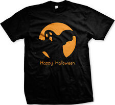 Happy Halloween Scary Ghost Goblin Ghoul Horror Spooky Costume Mens T-shirt
