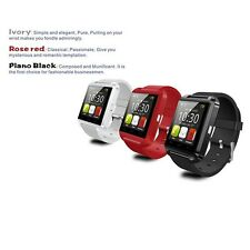 U8 Bluetooth Smart Wrist Watch Phone Mate For IOS Android iPhone Samsung HTC LG