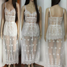 New Fashion Women Lace BOHO Maxi Dress Formal Evening Gown Party Cocktail Dress