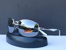 X-Loop Mens Womens Vintage Stylish Mirrored Designer Sunglasses Fashion Shades