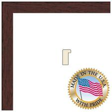 Cherry Stain on Red Oak Picture Frame Width .625
