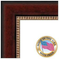 Cherry Slope with Dark Edges Picture Frame Width 2
