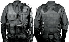 UTG Ventilated Security Law Enforcement / HuntingTacticalTeam Gear / Mag Vest