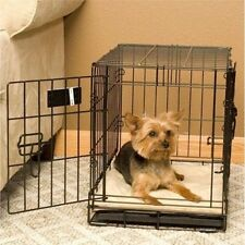"""Self Warming Dog Crate Pad - Small Size: Fits Pet Crates 14"""" x 22""""  3 Colors"""