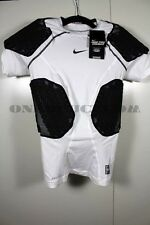 Nike Pro Combat Dri Fit Hyperstrong Compression Padded Football Shirt