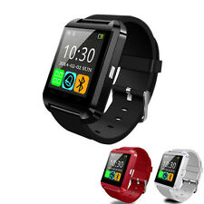 New U8 Bluetooth Smart Wrist Watch Phone Mate For Android IOS Samsung iPhone HTC