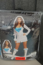 Dreamgirl Eskimo Hugs Women's Halloween Costume F5240