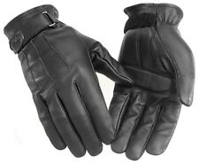 River Road Mens Laredo Leather Motorcycle Riding Gloves HARLEY INDIAN  VICTORY