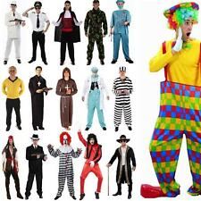 ADULT MENS SCARY HORROR HALLOWEEN PARTY FANCY DRESS COSTUME OUTFIT CLEARANCE