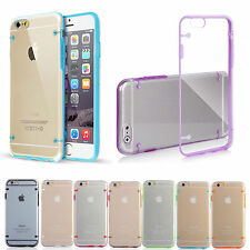 New Clear Thin Hard Back Case Cover Skin For Apple iPhone 7 Plus/7/6 Plus/6s/5/4