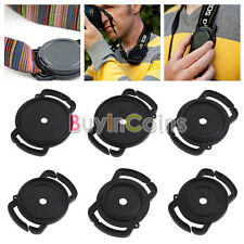 Universal Lens Cap Anti-losing Camera Buckle Lens Cap Holder US