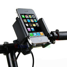 Bike Bicycle Cradle Mount Holder Stand FOR Apple iphone ipod itouch AU