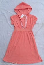 NWT OnGossamer Soft Terry Beach Cover Up Peach Sizes Vary