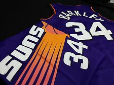 Charles Barkley Basketball jersey Purple size S, M or L