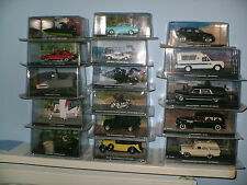 JAMES BOND CAR COLLECTION , 007 CARS , 1.43 SCALE ,, DIE CAST MODELS