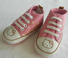 pink vitange floral leisure high top girl toddler baby girl shoes us size1,2,3