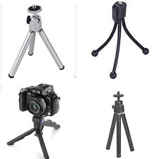 Mini Flexible Tabletop Pocket Size Travel Tripod for Digital Camera Camcorder