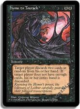 1 Hymn to Tourach V2 (Hoover) ~ Fallen Empires MtG Magic Black Common 1x x1