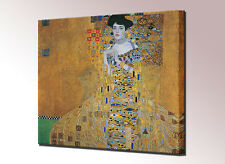 Gustav Klimt Adele Bloch-Bauer Woman in Gold Canvas Wall Art Picture