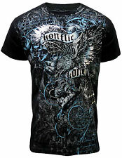 Konflict Men's Eagle Wing Men Extra Large Graphics Shirts MDS169