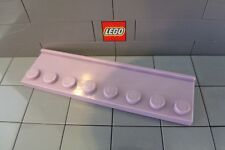 LEGO: Plate 2 x 8 with Door Rail (#30586) Choose Your Color *Ten per Lot