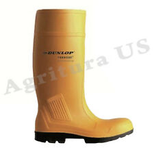 Dunlop Purofort Professional Yellow Shoes F460241