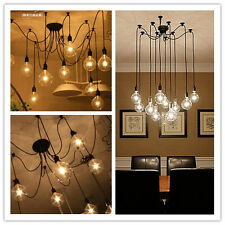 TOM Dixon Loft Ceiling Lamp Light Pendant Lighting Bulb Home Decor Chandeliers