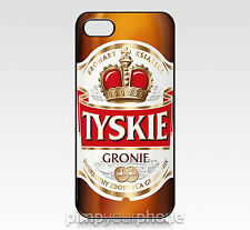 Tyskie Gronie Lager Beer Novelty iPhone 4 4S 5 5S 5C 6 6 Plus Cover Hard Case