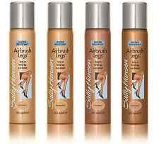 SALLY HANSEN AIRBRUSH LEGS 85G - air brush fake tan tanning spray mist