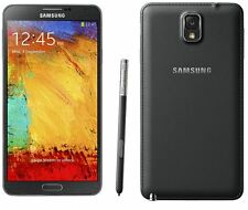 Refurbished Samsung Note 3 N900A AT&T Unlocked Android Smartphone - Gray / White