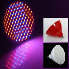 50W E27 LED Plant Grow Light 500PCS SMD LED Chips RED+BLUE Hydroponics for Plant