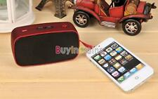 Wireless Portable Handsfree Bluetooth Speaker TF Card FM radio for iPhone HTC