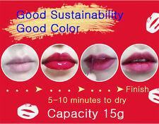 Lafontaine Lip Tattoo gloss Tint nutrition Pack Makeup Lipstick Vegetability