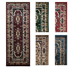 Traditional Oriental Persian Area Rug Runner Style Carpet (approx . 2' x 8')