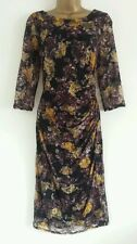 *NEW* M&S MARKS AND SPENCER Floral Lace Dress 10-20 Party Christmas Collection