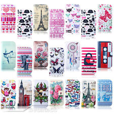 Hot Sale Wallet Purse Flip Leather Stand Soft Case Cover For iPhone 4G 4S Gaston