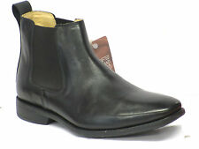 ANATOMIC GEL MENS SMART SLIP ON CHELSEA BOOTS WITH GEL INSOLE 929211LB