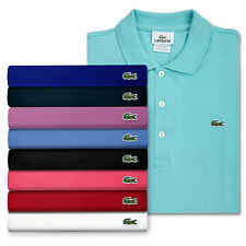 BRAND NEW 100% Authentic Lacoste Men's Long-Sleeve Classic Pique Polo