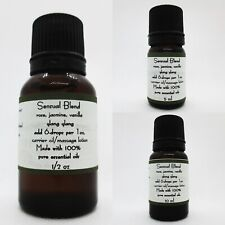 Sensual Blend Pure Essential oils Blend  Buy 3 same size get 1 free