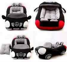 Cool Car Shape Pet Bed Soft Car Pet Beds Cover For Small-Medium Dog Kennel Nest
