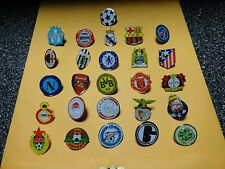 2014-2015 Soccer pins champions league,  europian teams