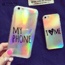 New Fashion My Phone Design Soft Plastic Cases Covers For iPhone 4S 5S 6 6plus