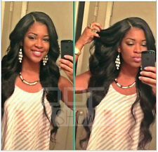 Malaysian Lace Front wigs /Full lace wigs100  human Remy Hair curly  big wave