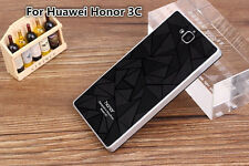 3D Graphic back case(square edge) for HUAWEI Honor 3C