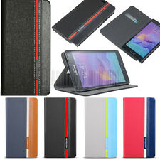 Flip Leather Wallet Stand Case Cover For Samsung Galaxy Note 4 N910/Edge N915s