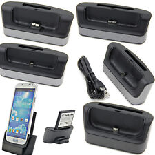 Dual USB Sync Charging Battery Charger Dock for Samsung Galaxy S5/S4/Note 4/3/2