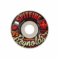Spitfire streetburners f1 edition Skateboard Wheels 53 mm PRO Reynolds Areynolde