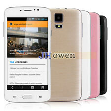 Unlocked 5''Android 4.4 2Core GSM+3G+GPS Straight talk smart cellphone T-mobile